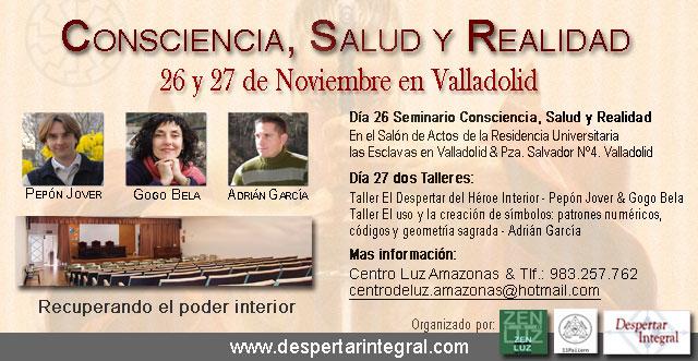 seminario csr en Valladolid