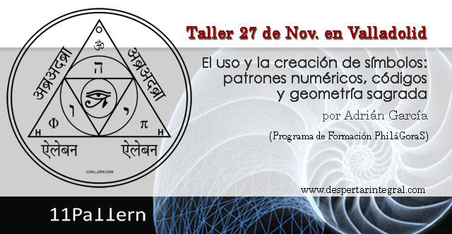 Taller patrones numéricos - Adrián García