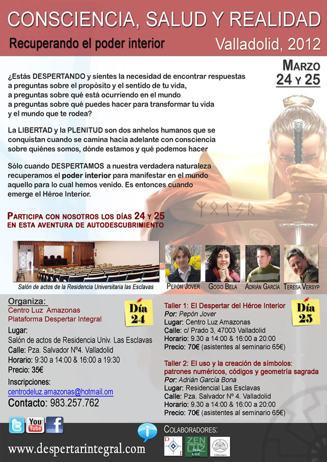 Seminario CSR Valladolid Marzo