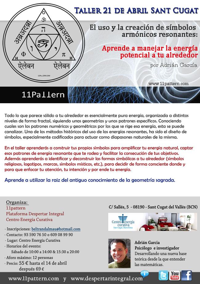 Taller uso y creación de símbolos Adrián García