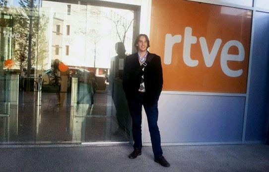 Entrevista en RNE Pepón Jover